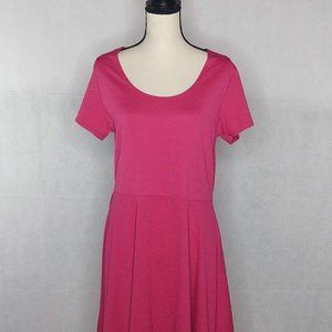 Allison Brittney Dress – Pink – XL
